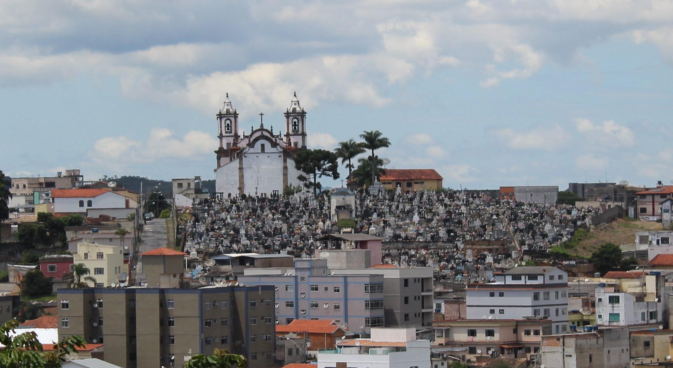 Cemitério Boa Morte Barbacena